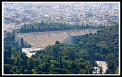 Stade panathnaque d'Athnes [1896] (RUAMPS ) Tags: athens greece grecia griechenland grece    hells athns ruamps laurentdruamps ruampslaurent