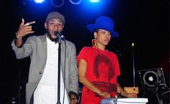 Erykah badu & Mos Def (Julian Ali) Tags: music mos def 2012 badu erykah afropunk
