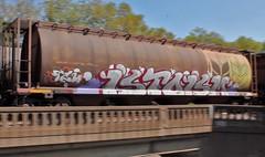 Istoism (The Braindead) Tags: street art minnesota train bench photography graffiti interesting flickr painted tracks minneapolis twin rail explore most beyond isto tci the braindead cites flickrs istoism thebraindead