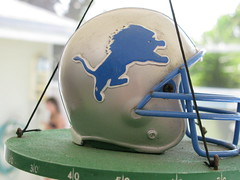 detroit lions (samminicolee) Tags: boss blue home sports grey football team nfl helmet detroit lions beast detroitlions hometeam