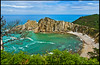 Playa del Silencio (guillenperez) Tags: españa beach spain asturias playa cliffs silence cudillero silencio principado acantilados principality gaviero gavieru