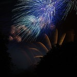 Edinburgh International Festival Fireworks 2012