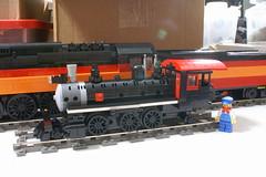 WBT&S #1 WiP #3 (SavaTheAggie) Tags: train work 1 lego waco engine progress wip trains steam trinity locomotive prairie sabine 262 beaumont wbts