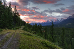 Destination Banff (dbushue) Tags: morning canada mountains nature clouds sunrise landscape nikon alberta banff 2012 coth supershot absolutelystunningscapes d7000 damniwishidtakenthat coth5 photocontesttnc12 dailynaturetnc12
