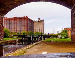 The Tobacco Warehouse, Stanley Dock, Liverpool (Bev Goodwin) Tags: england liverpool docks derelict tobaccowarehouse merseyside stanleydock stanleydockconservationarea sonya37