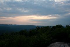 Sunset (thethingsitdoes) Tags: sunset nature clouds evening view scenic bearmountain apex vista topofthemoutain perkinspeak