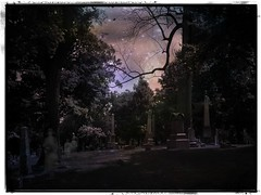 Visiting Hours (dale rice 2011) Tags: cemeteries canon eerie spooky ghosts