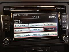 RCD-510-AE-US F/S 2012 (KN6KS) Tags: vw radio volkswagen satellite delphi sirius jetta sw audio premium 2012 hw 0016 h02 rcd510 1k0035180ae