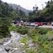 Punto di rifornimento dopo Cajamarca