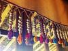 Cortina (esther_gf) Tags: detail minasgerais chicken cortina home window brasil galinha minas decorative interior curtain country rustic artesanato decoration janela patchwork hen decoração trico