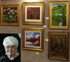 Airport hosts monthly art exhibit