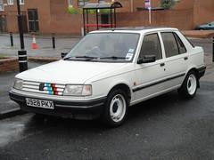 1992 Peugeot 309 GLD (GoldScotland71) Tags: 1992 peugeot 1990s 309 gld j928pkx