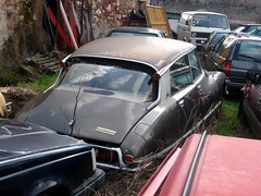 Citroen DS 23 i.e. (Alessio3373) Tags: abandoned rust citroen ds rusted 23 abandonment citroends rustycars ds23 abandonedcars unsold citroends23 ds23ie citroends23ie unsoldcar