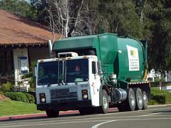 WM Garbage Truck (Photo Nut 2011) Tags: california trash truck garbage junk sandiego wm waste refuse mack sanitation garbagetruck wastemanagement trashtruck ranchobernardo wastedisposal 102767