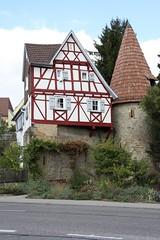 Schwaigern - Hexenturm (sondi-JB) Tags: deutschland haus turm fachwerk hexe badenwrttemberg schwaigern