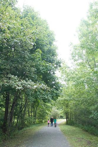 LaHave trail