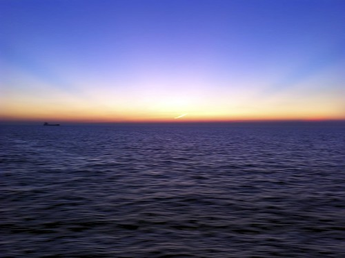 Sunset Across The English Channel by A Guy Taking Pictures, on Flickr
