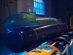 Torpedos (Megashorts) Tags: uk museum pen explosion olympus hampshire torpedo naval weapons ep3 gosport firepower torpedos priddyshard explosionmuseumofnavalfirepower ppdcb4