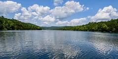 Leatherwood Lake (brev99) Tags: viewnx2 sigma1770os leatherwoodlake arkansas lake clouds landscape d7100 dxooptics8 cacorrection barreldistortion trees perfectenhance10 colorefex topazdetail nikdfine