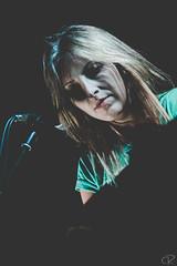 Matilde Davoli @Sconcerti festival (Cristiana Rubbio) Tags: matildedavoli davoli lazzaretto ancona synth woman band stage voice electro sconcerti festival lazzabaretto live drums guitar