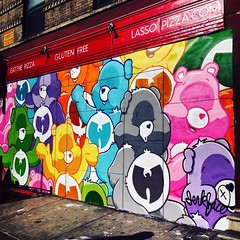 Wu-tang Care bears (codedtestament777) Tags: wutang care bears carebears graffiti art beautiful love life design surreal text bright sign painting writing nature crazy weird fabulous environment cartoon animation outdoor street photo border photoborder illustration collection portrait face expression character toy bear