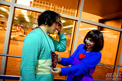 Undertale 78 (MDA Cosplay Photography) Tags: undertale frisk chara napstablook asriel cosplay costume photoshoot otakuthon 2016 montreal quebec canada undertalecosplay fun