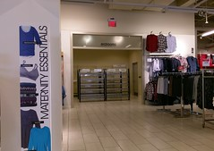 Macy's Collierville, maternity essentials & decommisoned greeting card racks by the restrooms (l_dawg2000) Tags: 2000s 2005 collierville departmentstore macys repurposed retail retailconversion store tennessee tn unitedstates usa