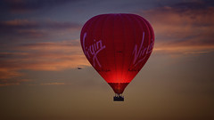 Virgin [Explored 20/08/2016] (Nickerzzzzz - Thanks for stopping by :)) Tags: nickudy virgin virginfiesta sky landscape colour photograph sunset cloud balloon bristolinternationalballoonfiesta 2016