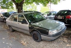 Renault 21 Manager Hatchback (Spottedlaurel) Tags: renault 21 manager