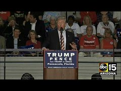 Hillary could walk in to the arena & shoot someone & she wouldn't be prosecuted - Donald Trump (Download Youtube Videos Online) Tags: hillary could walk arena shoot someone she wouldnt be prosecuted donald trump