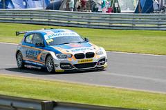 BTCC Oulton Park 2016 - West Surrey Racing (Sacha Alleyne) Tags: britishtouringcarchampionship tintops toca barc dunlop circuit motorsport racing 2016 driver samtordoff bmw 125i msport