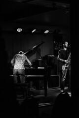1/9 (dzohan) Tags: jazz story bw concert piano sax music instrumental goodmusic people musician