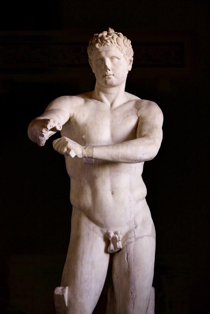 Naked Greek God 9