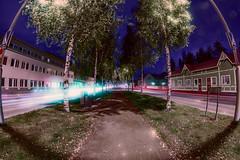 Iisalmi (Tuomo Lindfors) Tags: iisalmi suomi finland fisheye club16 topazlabs adjust stareffects restyle kaupungintalo townhall