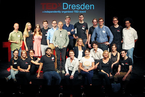 TEDx Dresden - The Social Turn (2016)