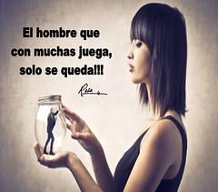 amor-16 (tarotyemaya) Tags: amor desamor soledad frasesrosayemayá tarot videncia hombre mujer mujeriego