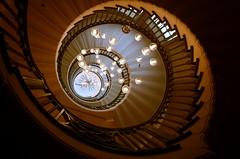 nautilus (Mauritius100) Tags: spiral staircase heals london