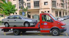 26-09-2016 007 (Jusotil_1943) Tags: 26092016 grua coche auto cars redcars hierro