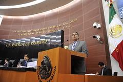 Dip. Víctor Humberto Benítez Treviño (DIPUTADOS FEDERALES DEL PRI.) Tags: republica en del de la el senado sesion pri permanente comision diputados participación