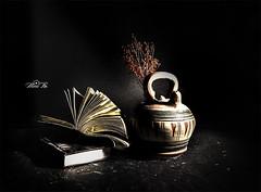 ابتعدنا عن القراءة .. فجهلنا كيف نعيش !~ (maan.pho) Tags: life still hdr كريم قرآن maan صورة تصوير الحياة بوكس رمضان قديم معالجة أحادي داخلي سوفت اضاءة الصامتة أثريات تكوين