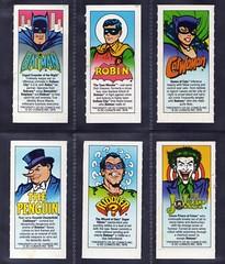 WEETABIXBATMAN002 (the_gonz) Tags: vintage comics cards retro wonderwoman batman collectables dccomics gotham 1979 weetabix