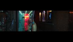 DSCF3327 (ce28nn) Tags: blue red green night movie still neon open purple wide fujifilm f2 allthosecolors x100 msmiko 2ndnightintaiwan rightbeforetherainfalls cinematicnessaroundher havefalleninlovewithhermosaisland brainbarelyfunctioninghere bokeheveryslightly