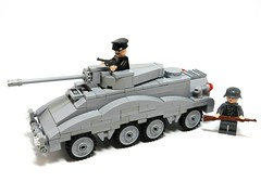 Scale WWII LEGO Wehrmacht SDKFZ 234 Puma (LegoIiner PiIot) Tags: world new money monster modern pc war lego live 4 nazi navy halo nike pa loot poop legos math production mp3s mutant pick mad gears productions marshmellow por pilot lots waw photostream produced kraut photgraphy lessons listen physicist pab plunkett sdkfz legoboy phima legohaulic inglorious legoliner legoboy12345678 membase legoboyproductions lj} callofudty lessond bastardsnkuie