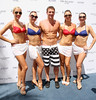 Ryan Lochte swimmer celebrates his Olympic success by hosting a day at Azure Pool inside The Palazzo Resort Hotel Casino Las Vegas, Nevada