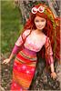 Summer Hippie (myrva) Tags: dreadlocks toy toys doll barbie hybrid fashiondoll barbiedoll fashionistas dollphotography toyphotography rainorsunbarbie