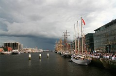 The tall ships in Dublin (Liam Skelly) Tags: