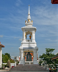 Wat Kanlayanamit Bell Tower (DTHB548) วัดกัลยณมิตรวรมหาวิหารหอระฆัง
