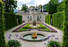 Schloss Linderhof (troutwerks) Tags: germany bavaria roadtrip palace schloss linderhof schlosslinderhof withthepatmeister