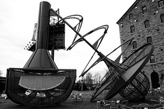 """Distillery Sculpture • <a style=""""font-size:0.8em;"""" href=""""http://www.flickr.com/photos/59137086@N08/7895109030/"""" target=""""_blank"""">View on Flickr</a>"""
