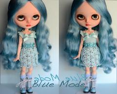 Blue Spam ^_^